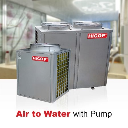HiCOP Air to Water with Pump (AWP Series)