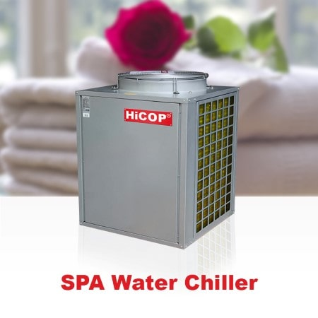 HiCOP SPA Water Chiller (SWC Series)